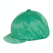 Racesafe Satin with Button Hat Cover