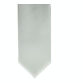 Showquest Plain Tie - White
