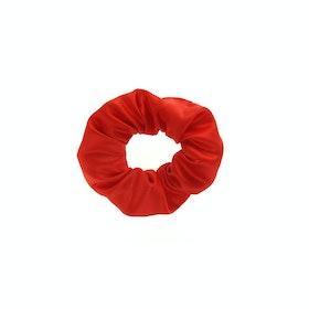 Showquest Plain Scrunchie - Red