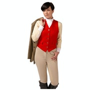 Mears Ladies Hunt Ladies Riding Waistcoat