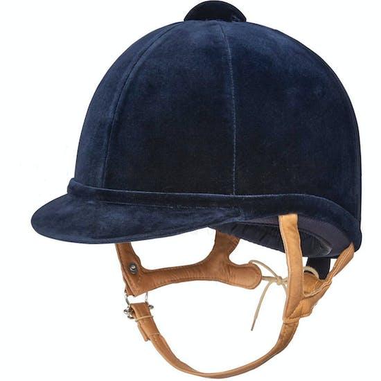Velvet Hat Charles Owen Fian