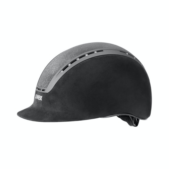 Uvex Riding Suxxeed Glamour Riding Hat
