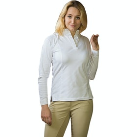 Shires Thermal Hunt Competition Shirt - White