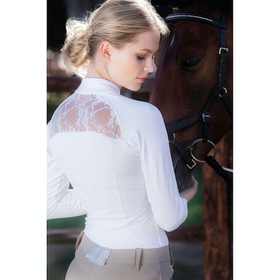 Camiseta competición Horseware Sara Long Sleeve