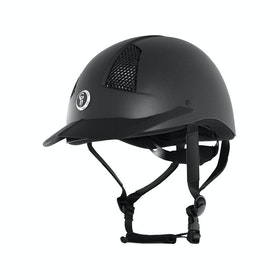 Gatehouse Air Rider Mark II Riding Hat - black matt