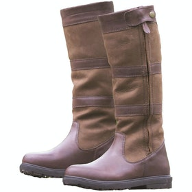 Shires Moretta Nella Long Ladies Country Boots - Brown