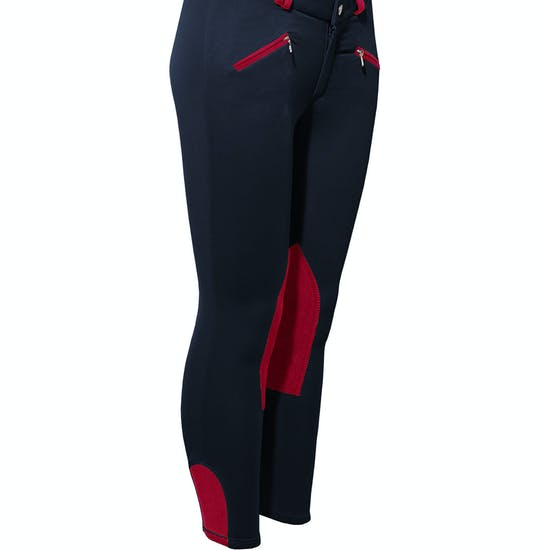 Mark Todd Junior Euro Seat Kids Riding Breeches