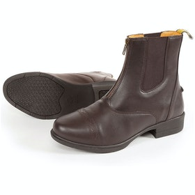 Shires Moretta Clio Kinder Paddock Boots - Brown
