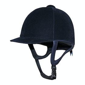 Aksamitna czapka Gatehouse Jeunesse - Navy