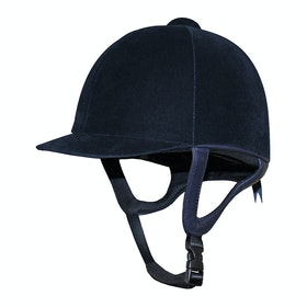Velvet Hat Gatehouse Jeunesse - Navy