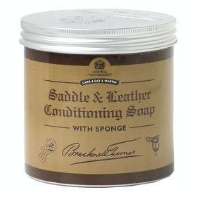 Carr Day and Martin Brecknell and Turner Saddle Soap Lederpflege - Clear