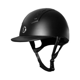 Gatehouse Chelsea Air flow Pro Matt Riding Hat - black