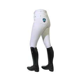 Riding Breeches Senhora Mark Todd Venus Grip - white