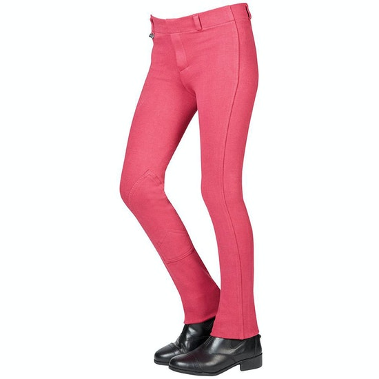 Dublin Supa Fit Classic Pull On Junior Kids Jodhpurs