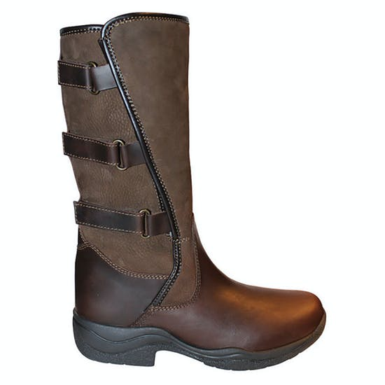 Mark Todd Adjustable Country Boots