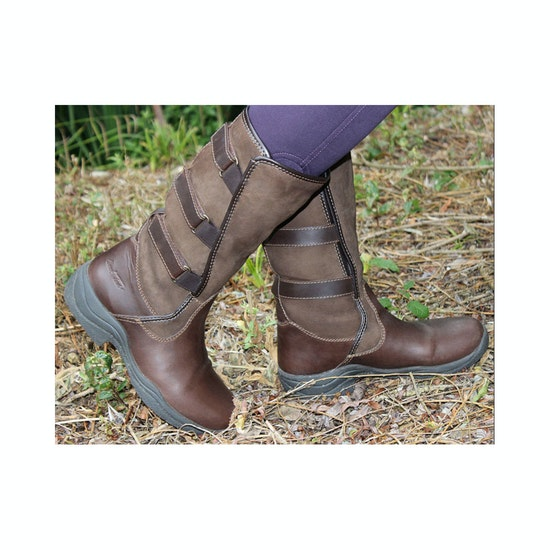 Mark Todd Adjustable Ladies Country Boots