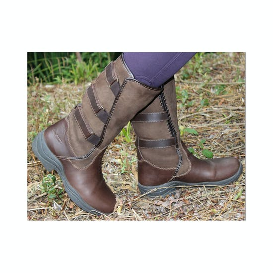 Country Boots Mark Todd Adjustable