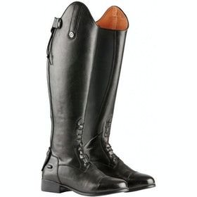 Dublin Holywell Field Ladies Long Riding Boots - Black