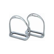 Shires Bent Leg Stirrup Irons
