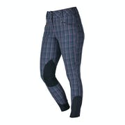 Dublin Supa Shape It Heritage Clarino Knee Patch Ladies Riding Breeches