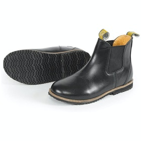 Shires Moretta Fiora Kids Jodhpur Boots - Black