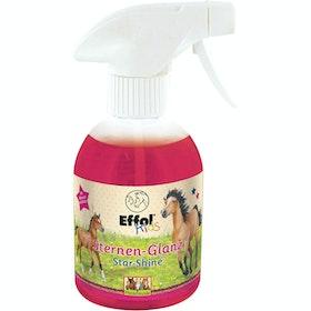 Środek do przygotowania konia na występ Effol Kids Star Shine Glitter Spray - Clear