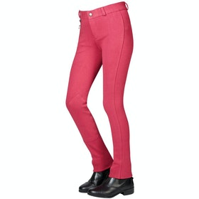 Jodhpurs Enfant Dublin Supa Fit Classic Junior - red