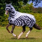 Bucas Buzz Off Rain Zebra Full Neck Fly Rug