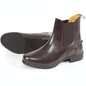 Shires Moretta Lucilla Kids Jodhpur Boots - Brown