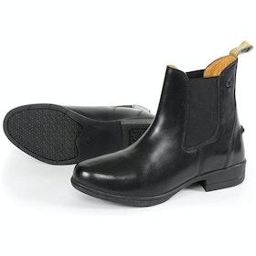 Shires Moretta Lucilla Kids Jodhpur Boots - Black