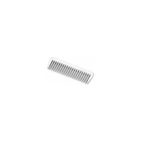 Shires Small Aluminium Mane Comb - Silver