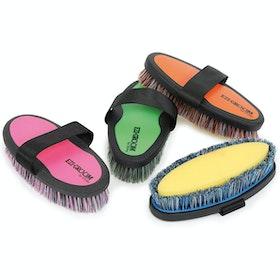 Shires Ezi-Groom Wash Brush Shampoo Brush - Pink