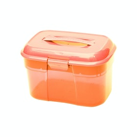 Roma Junior Grooming Box - Orange