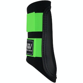 Buty dla konia Woof Wear Club Colour Fusion - Black Lime
