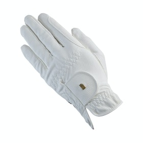 Roeckl Grip , Competition Glove - White