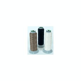 Lincoln Reel of Plaiting Thread - Brown