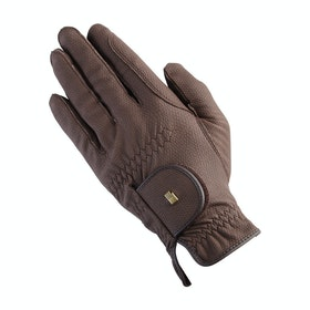 Roeckl Grip Competition Glove - Brown