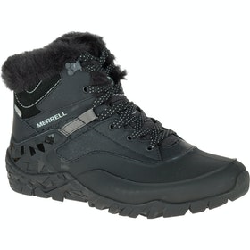 Merrell Aurura 6 ICE PLUS WTPF Mid , Outdoorskor - Black