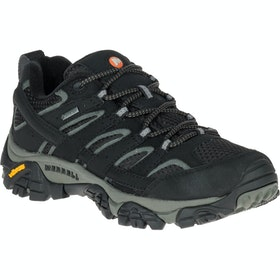 Merrell Moab 2 GTX Ladies Walking Shoes - Black