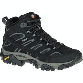 Buty trekkingowe Damski Merrell Moab 2 Mid GTX - Black