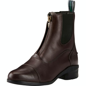 Ariat Heritage IV Paddock Zip Ladies Paddock Boots - Light Brown