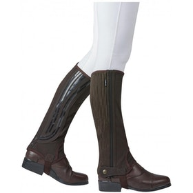 Chaps Dublin Easy Care Wave Grip Half - Brown