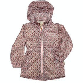 Horseware Printed Childrens Riding Jacket - Pink