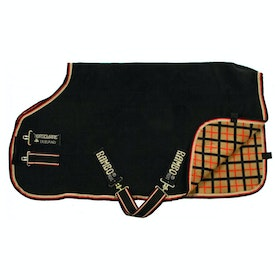 Rambo Deluxe Fleece Rug - Black