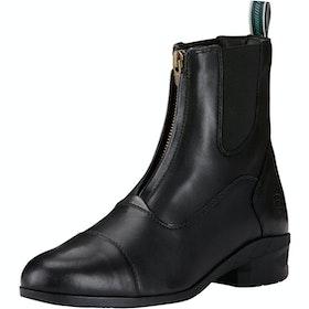 Ariat Heritage IV Mens Zip Paddock Boots - Black