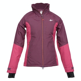 Shires Moscow Short Field Ladies Jacket - Plum