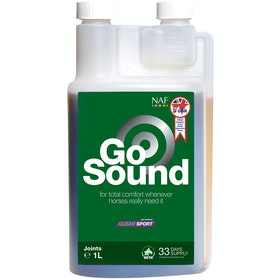 NAF Go Sound 1L Joint Supplement - Clear