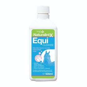 NAF EquiCleanse 500ml Horse First Aid - Clear