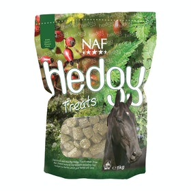 NAF Hedgy 1kg Horse Treats - Brown