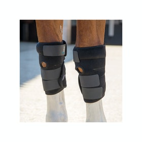 Shires Hot or Cold Joint Relief Therapy Horse Boot - Black